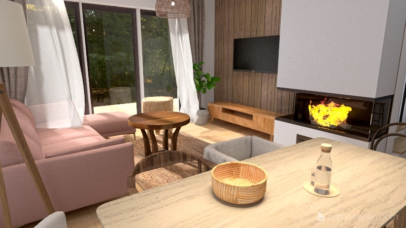 Lucerna 10 Archon @domnieopodallasu Interior Design Render