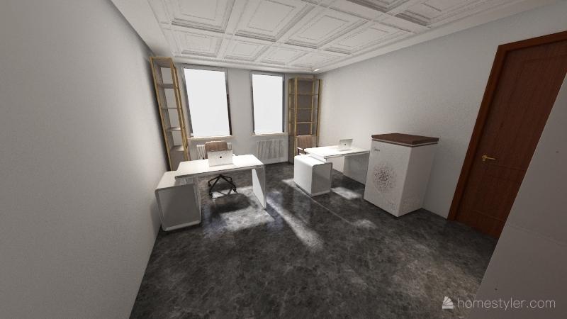 Copy of biurpo Interior Design Render
