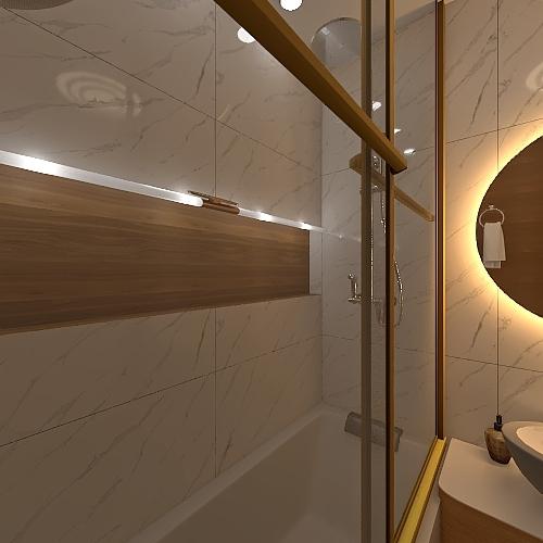 Павел2 Interior Design Render