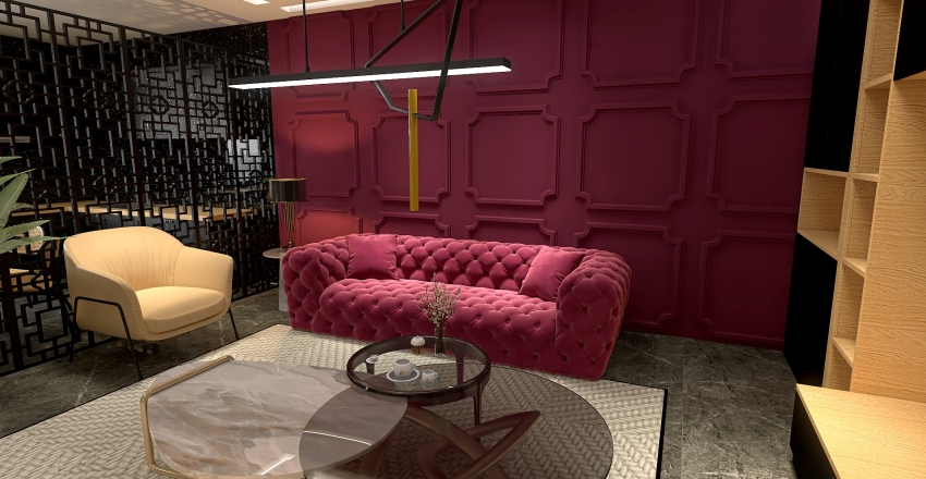 v2_artes Interior Design Render