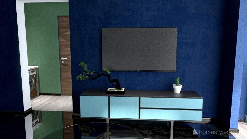 Cozy Beach House 🤎🤍🖤🤍🤎 Interior Design Render