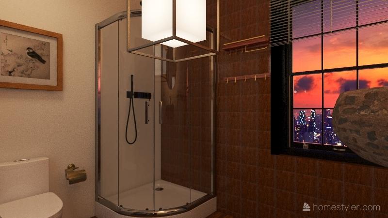 :). Interior Design Render