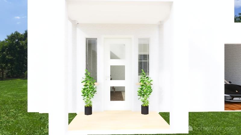 small dreams Interior Design Render