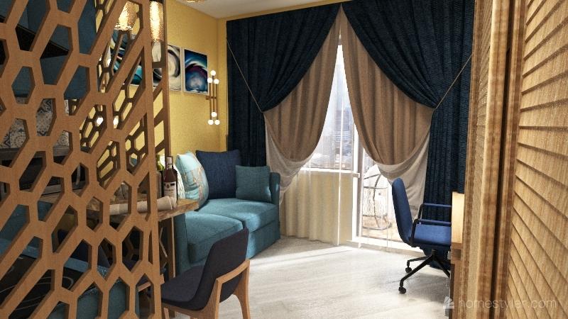 studio for Zverusha2 Interior Design Render