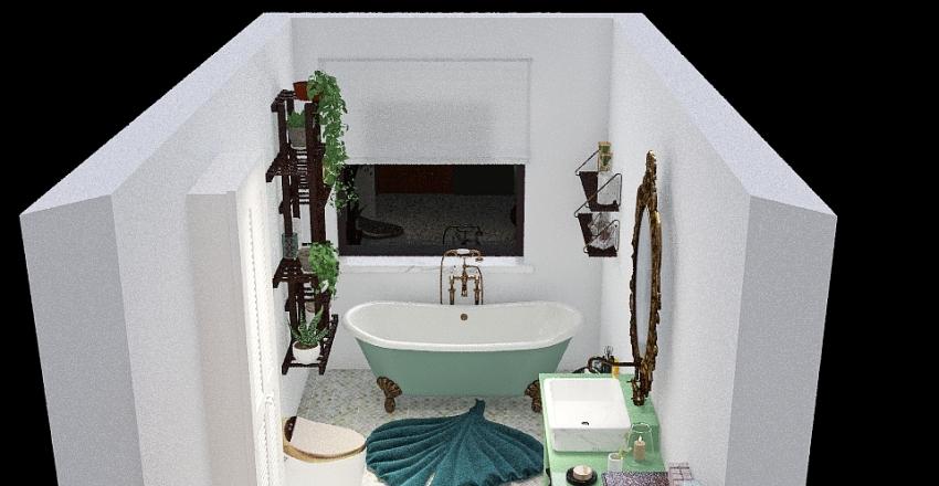Reforma baño 2 Interior Design Render
