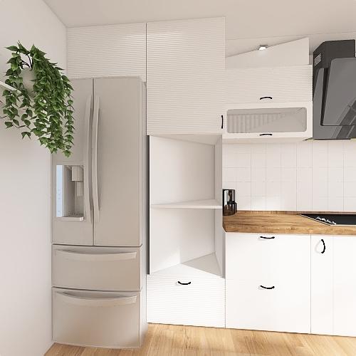 Modern Bohemian 3-14-2021 Interior Design Render