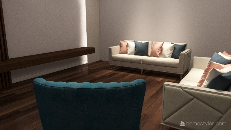 aahmad Interior Design Render
