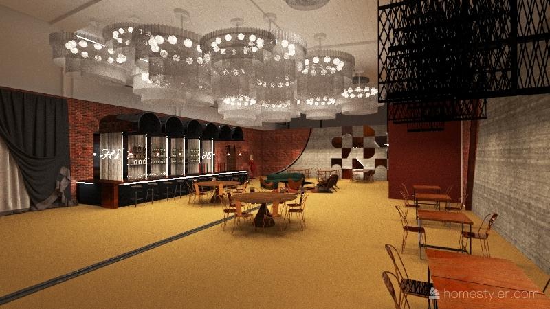 PBL revisao Ci 2 Interior Design Render