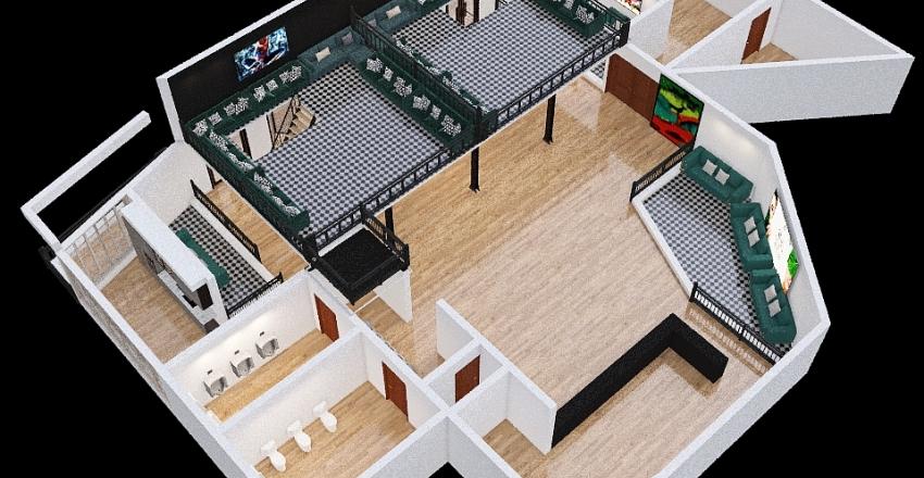 Copy of HOOKA Interior Design Render