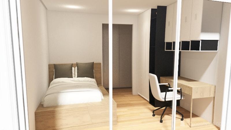 sorabilla habitacion Interior Design Render