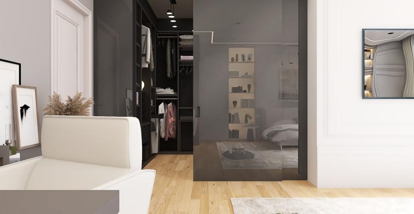 City Room Interior Design Render