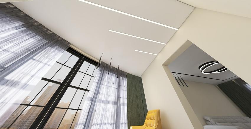 гостиная Interior Design Render