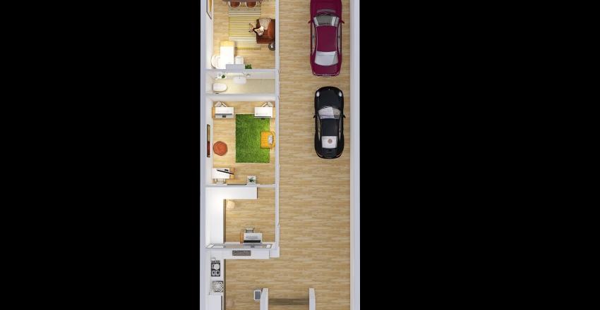 ARAUCA Interior Design Render