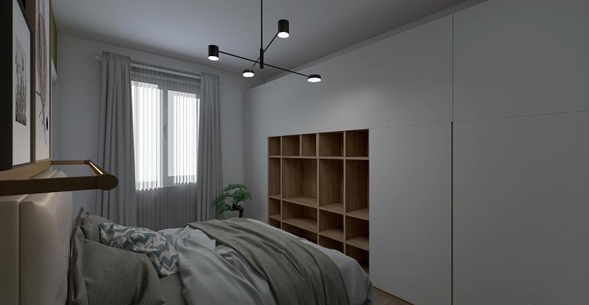 Appartamento MM_FE Interior Design Render