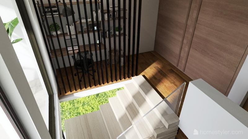 Valle Escondido - Deco Interior Design Render