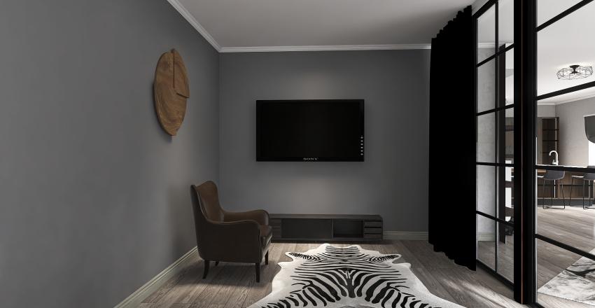 квартира2 Interior Design Render