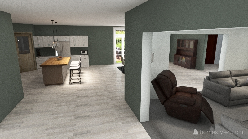 Jay and Ashley Interior Design Render