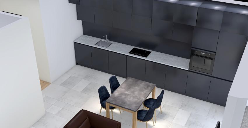 Новий дизайн кухні 29.04 Interior Design Render