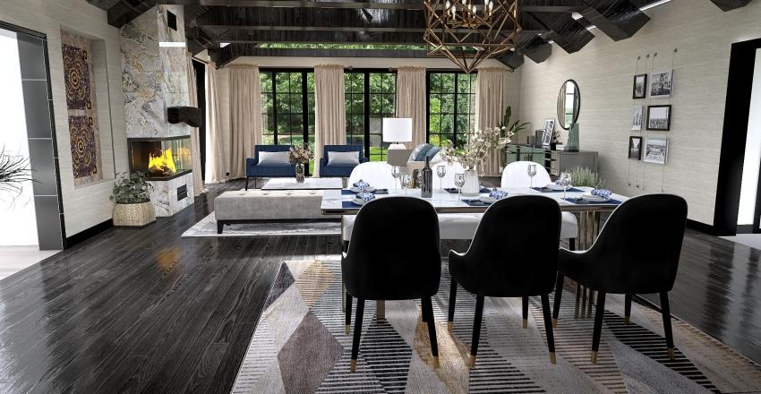Beams Interior Design Render