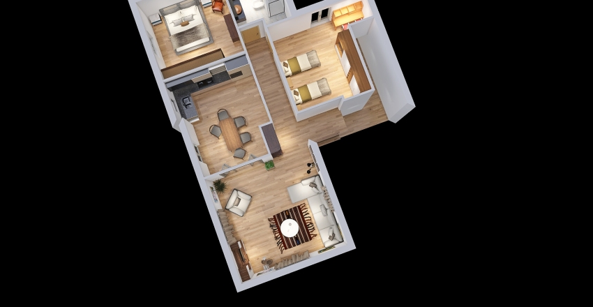 Copy of Mery Interior Design Render