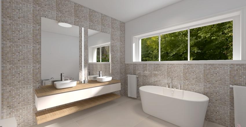 Casa C.E. Interior Design Render