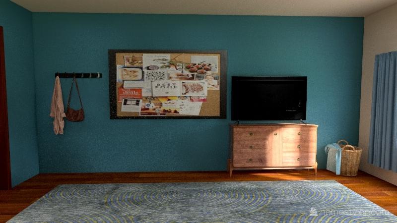 My room!!! Interior Design Render