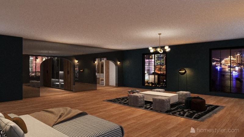 RELAX Interior Design Render