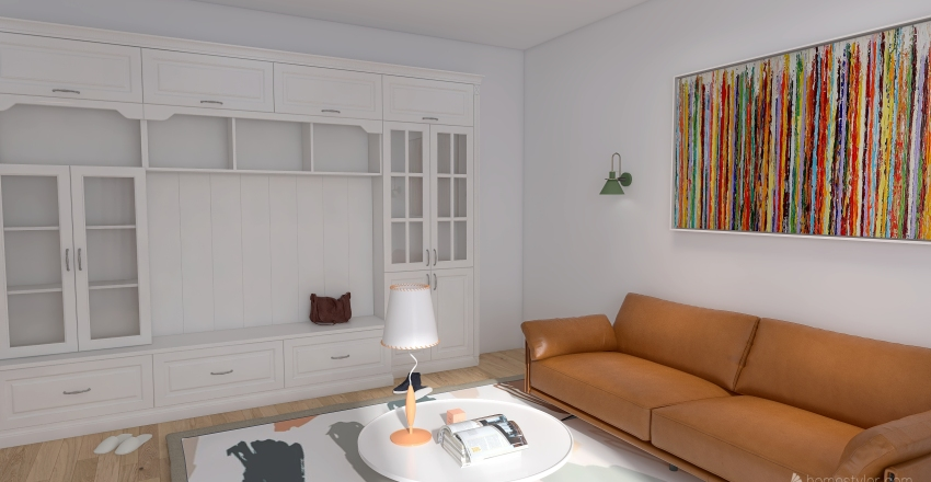live with style Interior Design Render