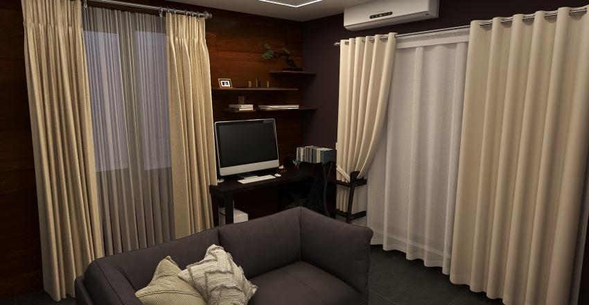 SALA ESTUDIO Interior Design Render