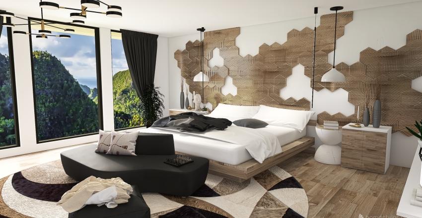 Far Away Interior Design Render