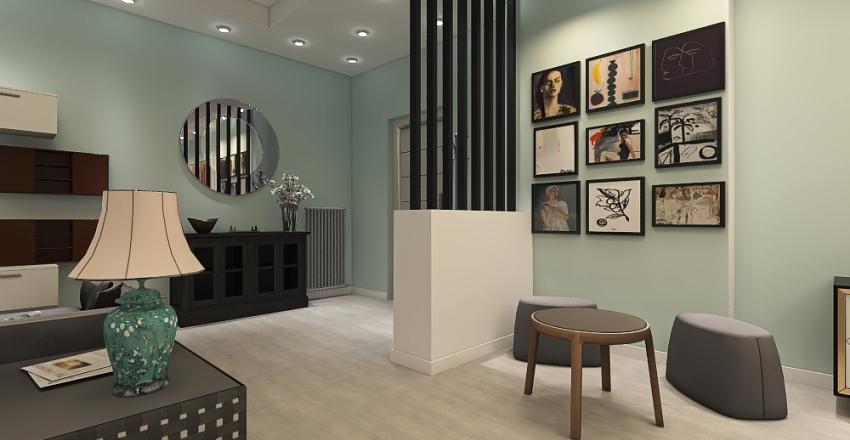 v2_Ristrutturazione Netzi Interior Design Render