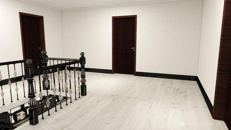Myagi House Interior Design Render