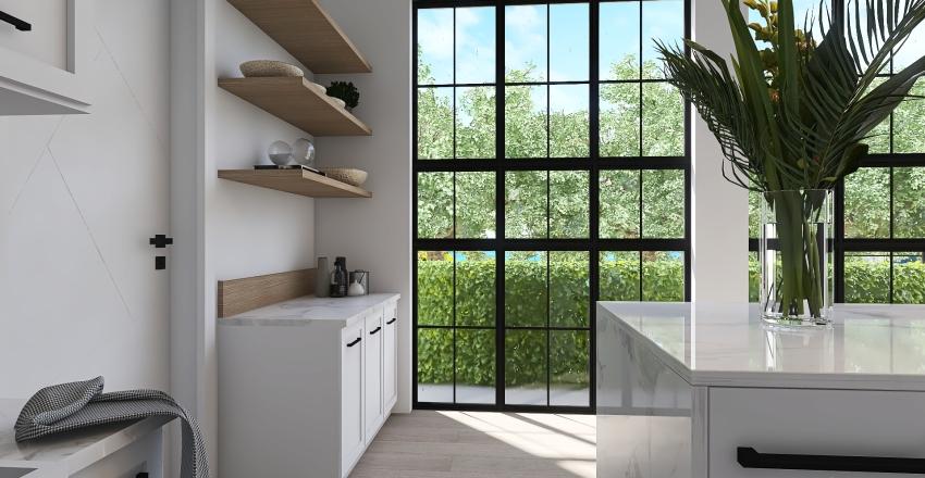 ORCHARD GARDEN Interior Design Render
