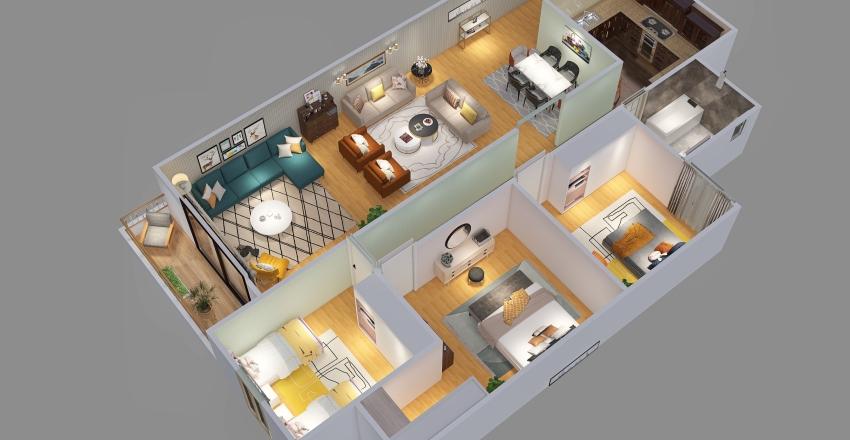 Copy of 0222 Interior Design Render