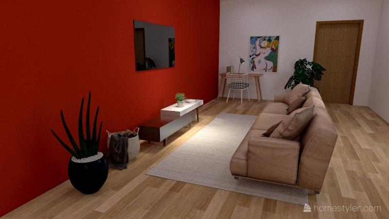 cada cassandra Interior Design Render