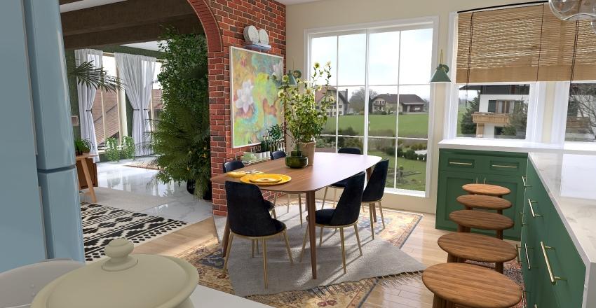Ma Maison- French 3 Interior Design Render