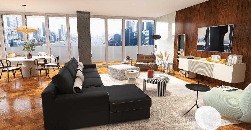 Miami Interior Design Render