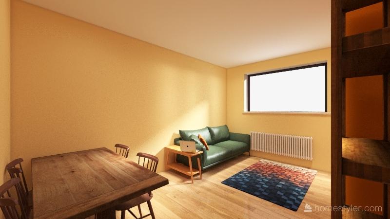 33 Keynsham Road Interior Design Render