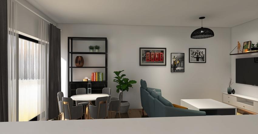 Herzlia_Apartment_hagay Interior Design Render