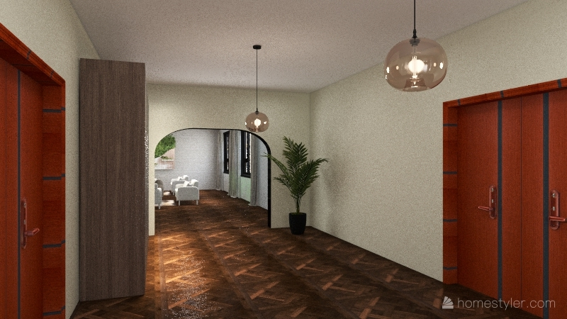 TREE Interior Design Render