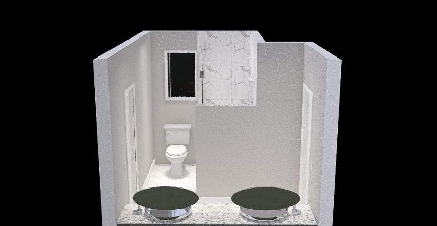 Leslie Guthrie Interior Design Render