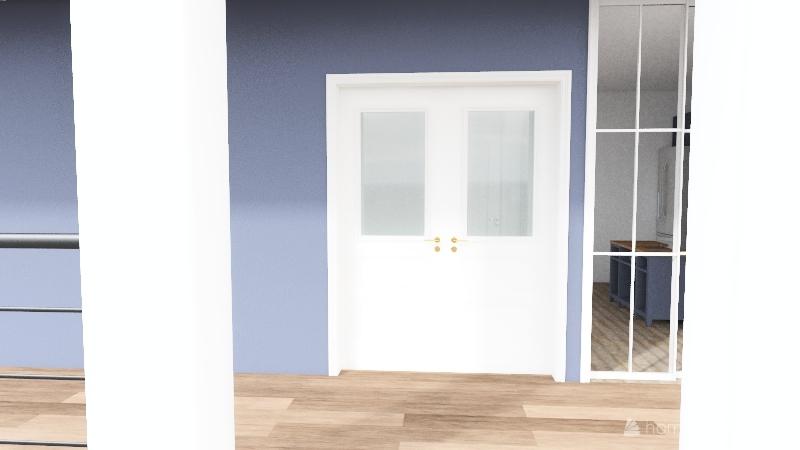 Coastal Cosy Home  3-19-2021 Interior Design Render