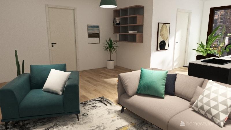 apesuave Interior Design Render