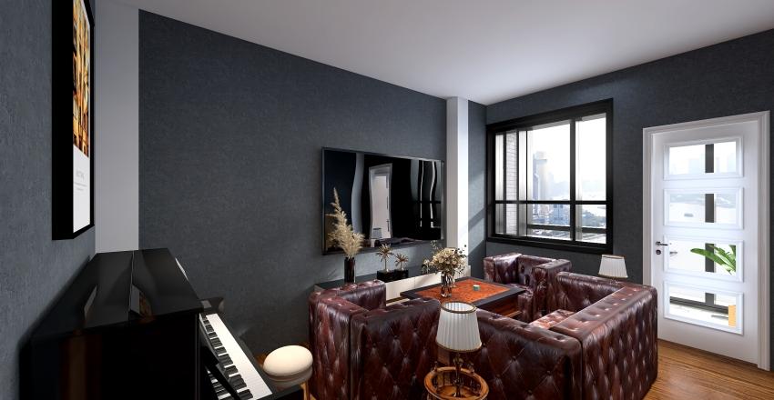 New York Interior Design Render