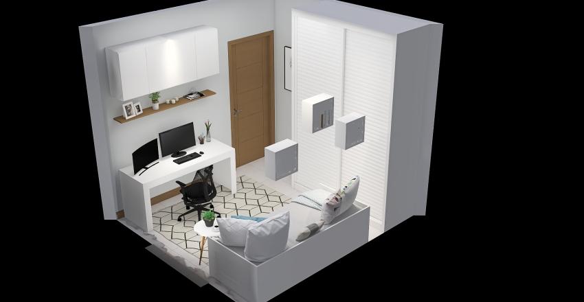 Adriane Bayard + adrianebayard@yahoo.com.br + 19.03.21 Interior Design Render