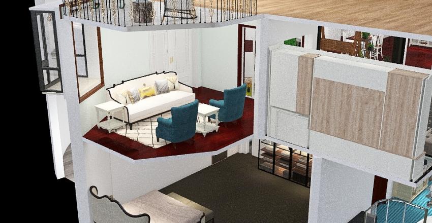 WIP Mansion Interior Design Render