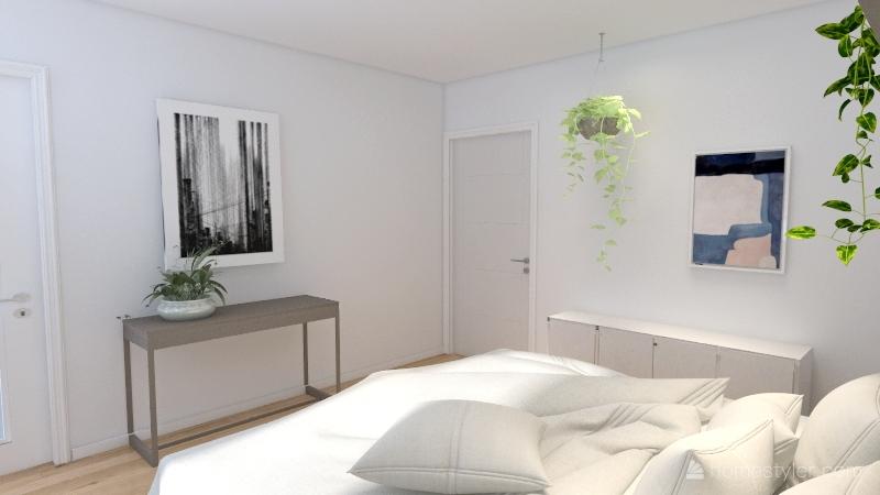 Florian W. Interior Design Render