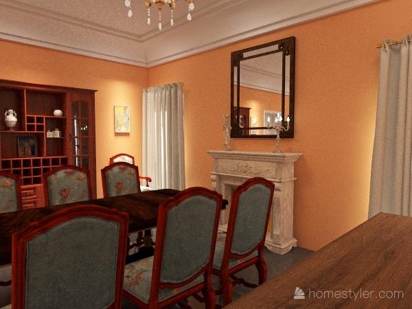 004 Interior Design Render