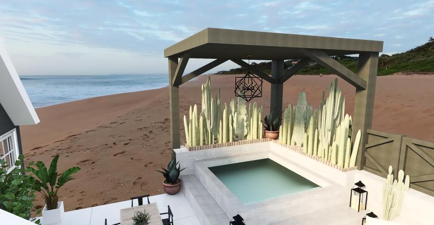 Le Messa Ave Encinitas, California Interior Design Render