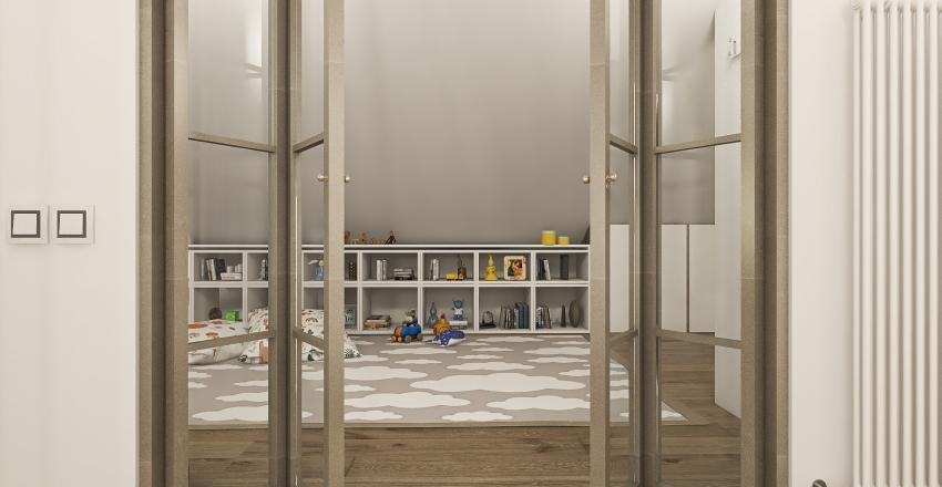Casa Iozzelli Interior Design Render